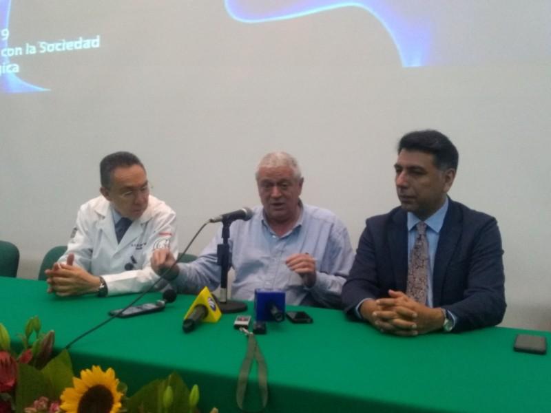 Celebran 17° Congreso de Neurocirugía