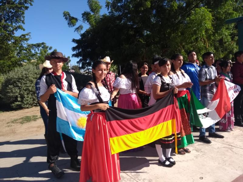 Celebran con Festival Día de la ONU