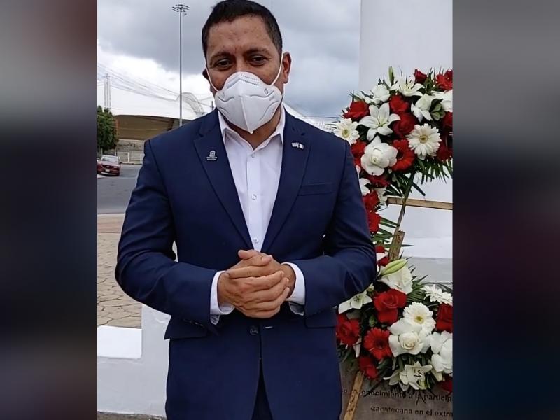 Celebran de manera virtual XVIII Aniversario del Zacatecano Migrante