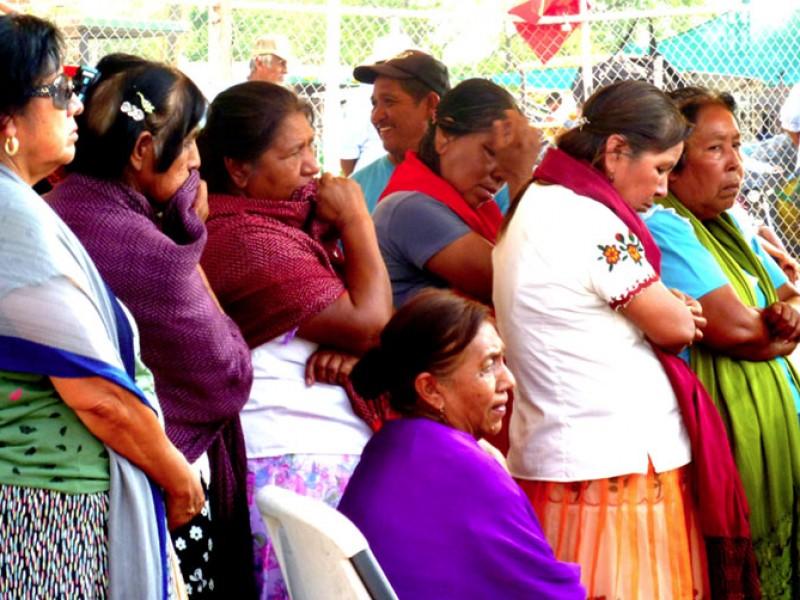 Celebran día de las mujeres indígenas
