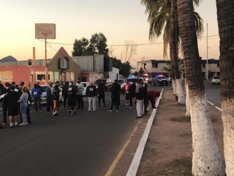 Celebran en Guaymas el Día del Policía