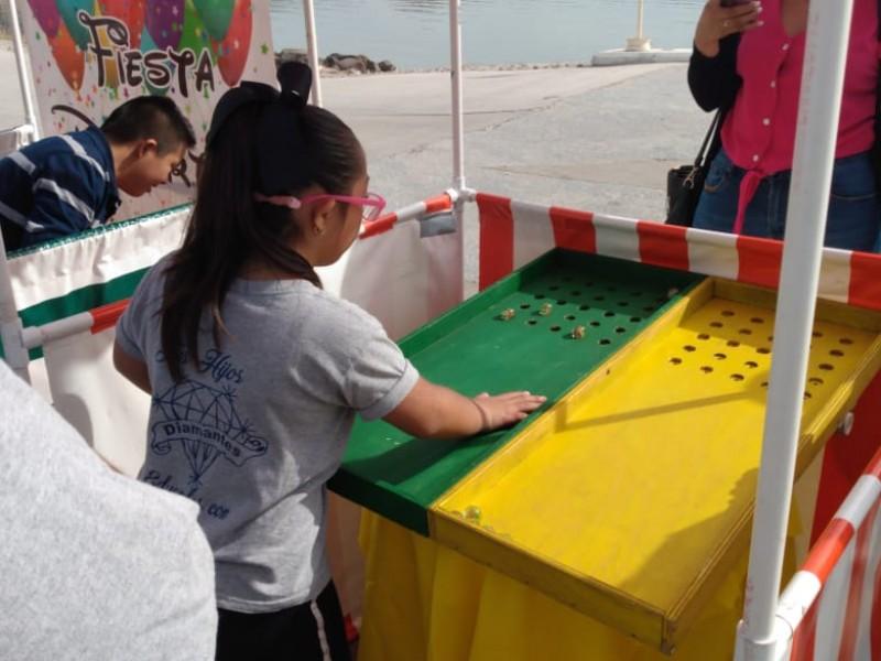 Celebran escuelas especiales su Carnavalito Deportivo
