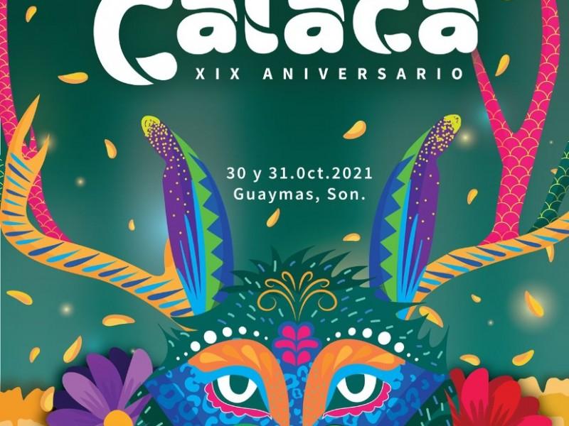 Celebrará Ayuntamiento de Guaymas el XIX Festival de la Calaca