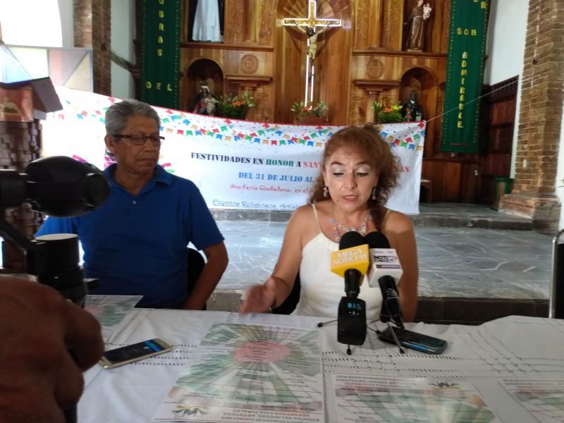 Celebrarán al patrono Santo Domingo de Guzmán