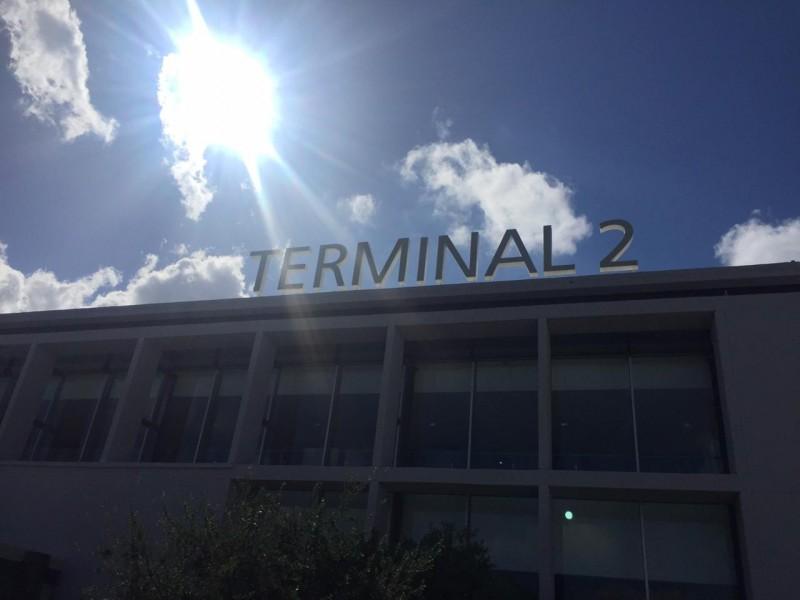 Centro comunitario para trabajadores del aeropuerto