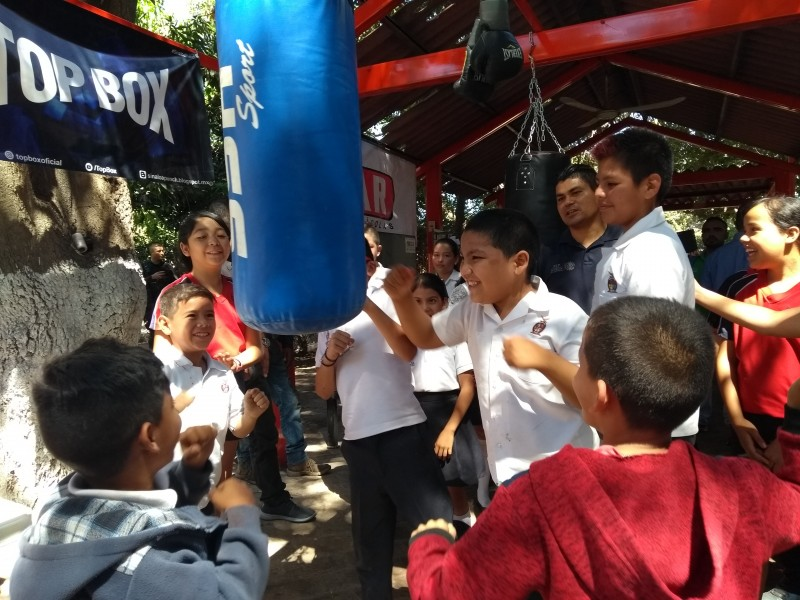 Centro de apoyo a jóvenes en Olas Altas