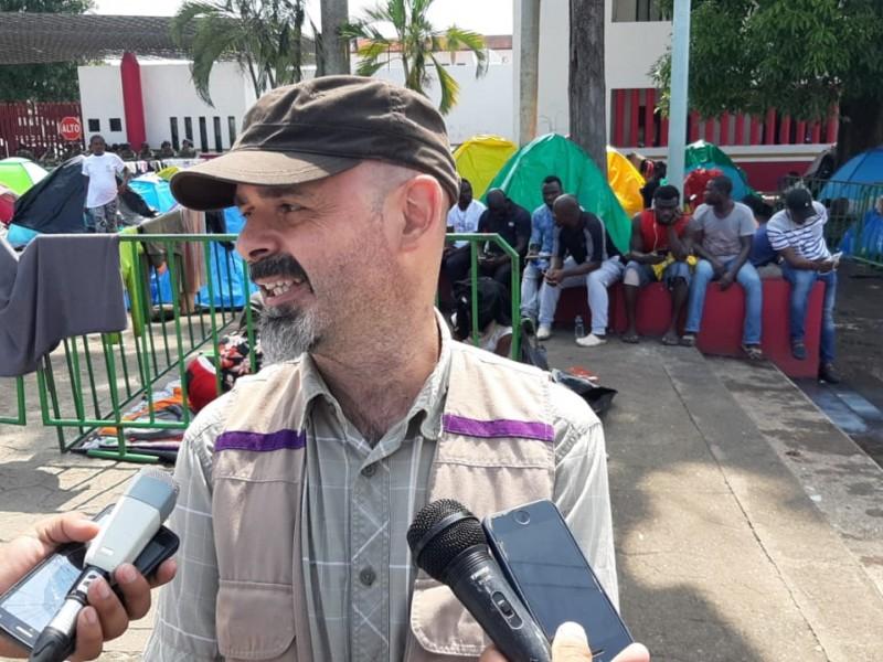 Centro de Derechos Humanos vigilará ayuda a migrantes