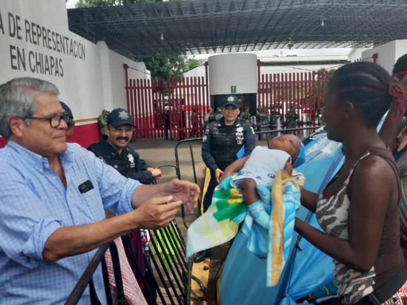 Centro de dignificación humana exigen atención a migrantes