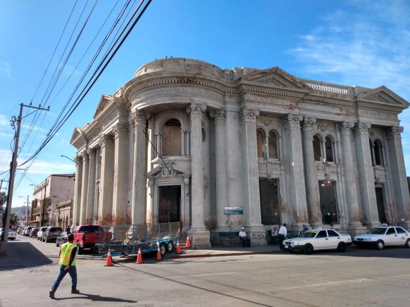 Centro histórico sin reglamento en Guaymas