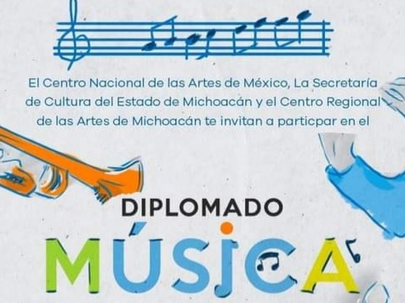 Centro regional de las Artes ofrece diplomado gratuito de música