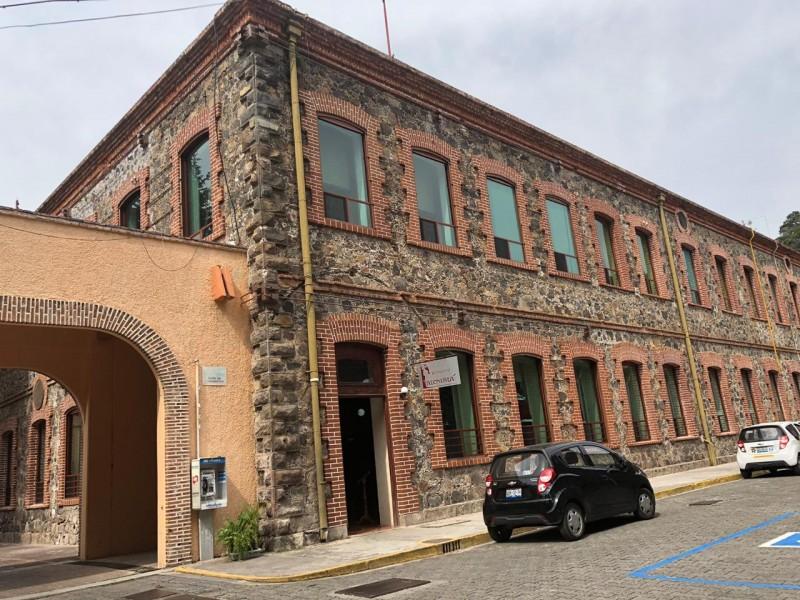 Centro Vacacional IMSS Metepec a casi 100% restauración