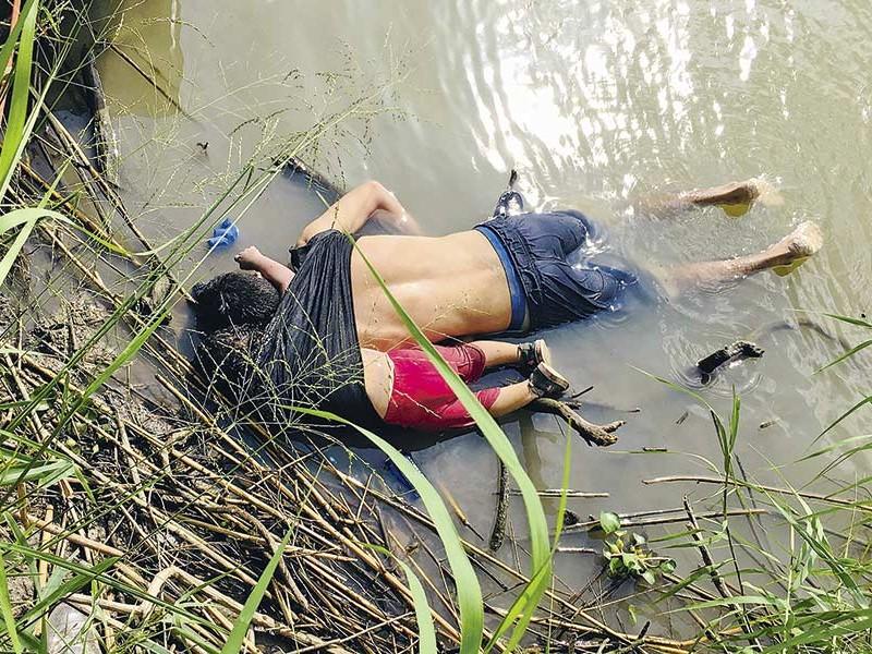 Centroamericanos cruzan por Edomex pese a tragedia migratoria