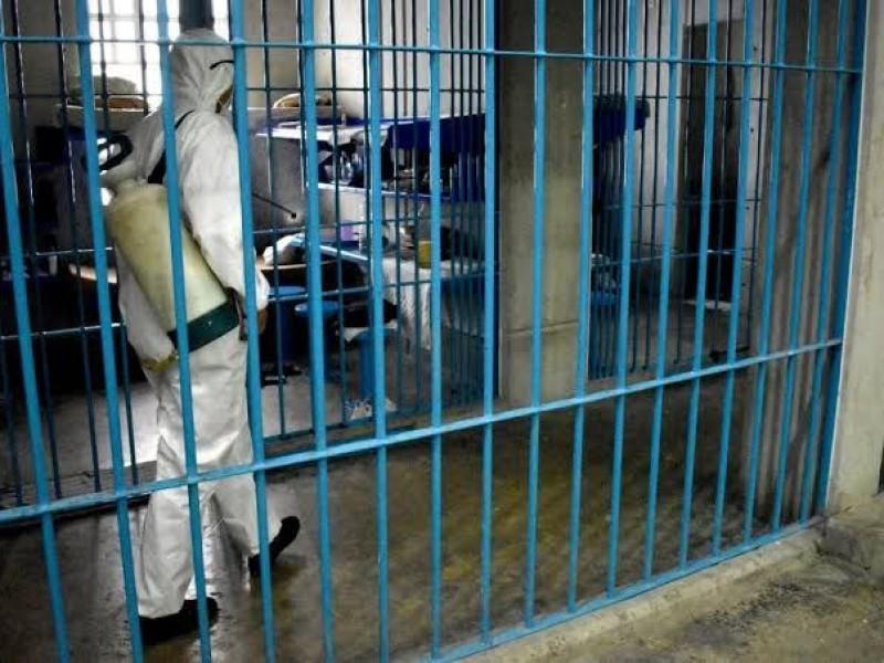 Centros penitenciarios no tienen brotes de Covid-19