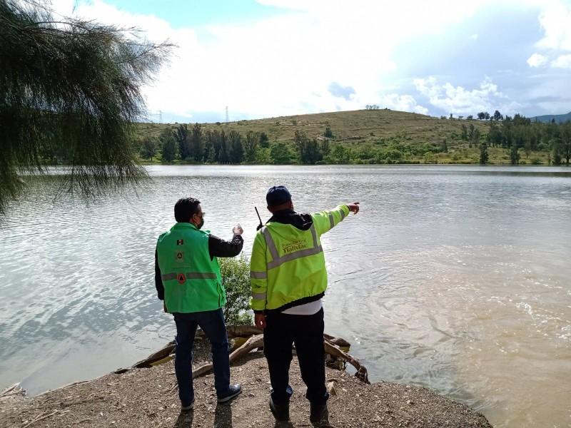 CEPCO monitorea ríos, arroyos y presas en Oaxaca