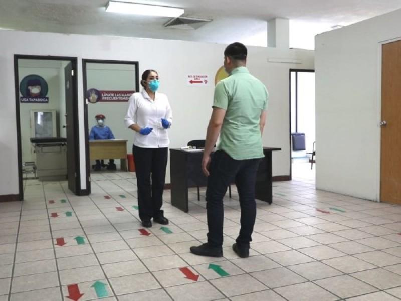 Cerca de 67 mil casos de COVID en Sonora