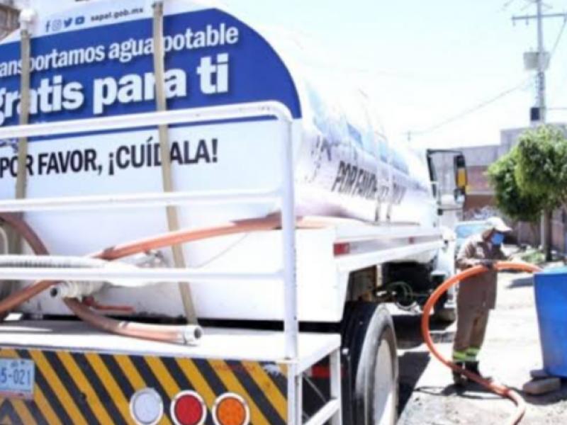 Cerca del 99% de las colonias en León tienen agua
