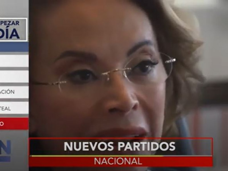 Cerca la creación de 3 nuevos partidos políticos en México