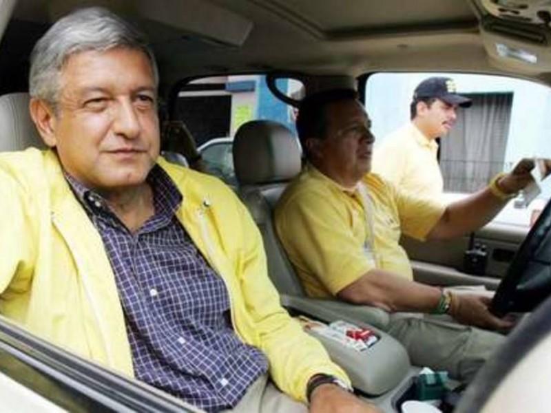 Cercanía entre familia Mollinedo y Obrador