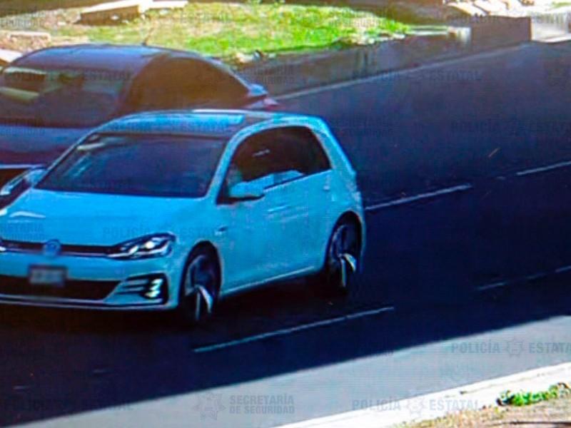 Cerco virtual permite recuperación de auto robado