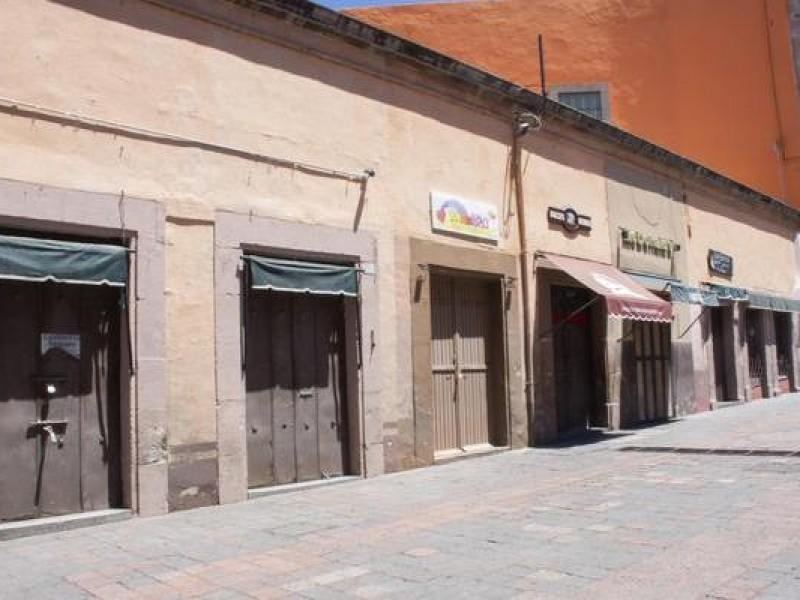 Cerrados 20 mil negocios establecidos en la capital queretana