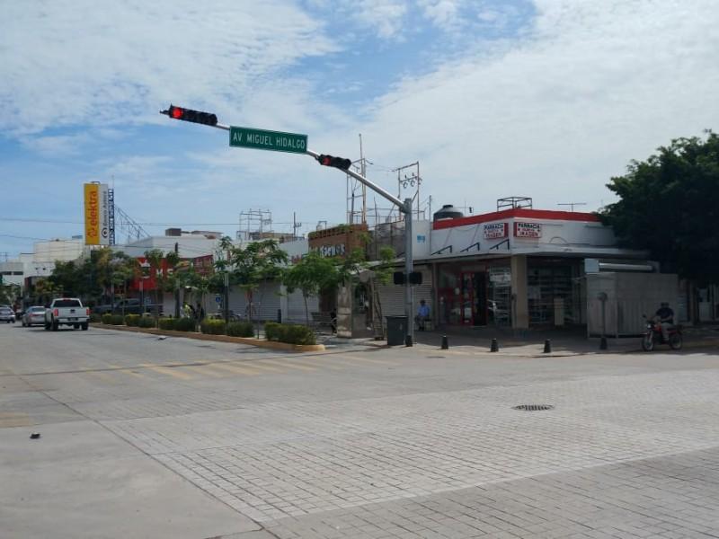 Cerrarán 30 puntos viales en Los Mochis