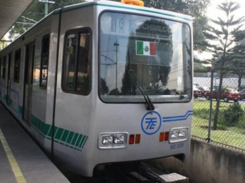 Cerrarán 8 meses tramo Tren Ligero CDMX