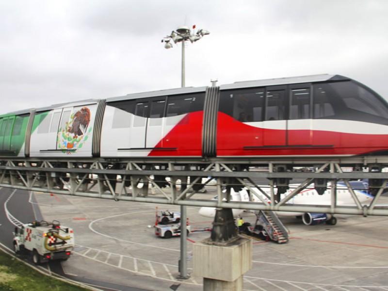 Cerrarán acceso a vehículos en Terminal 2 del AICM