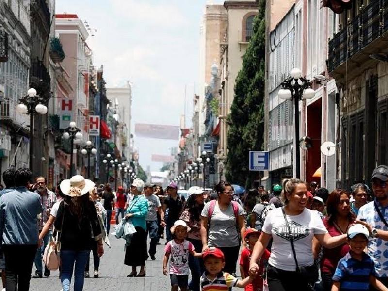 Cerrarán accesos al Zócalo de Puebla