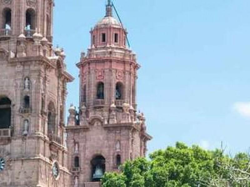 Cerrarán Catedral de Morelia tras detectar caso de Covid19