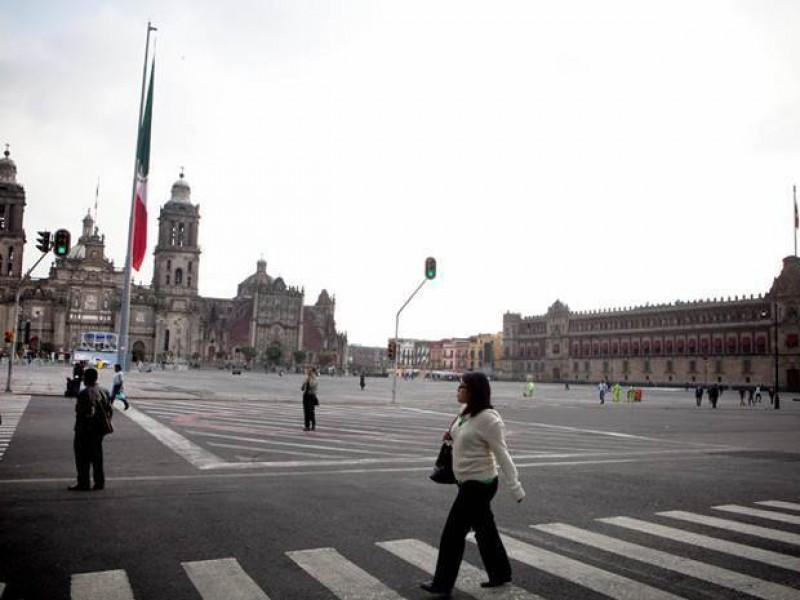 Cerrarán Circuito Zócalo los fines de semana