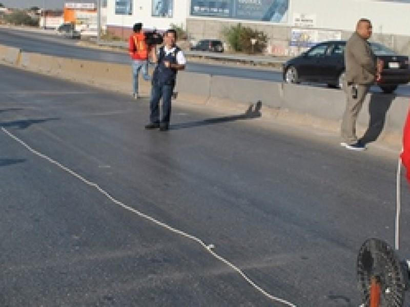 Cerrarán vías centrales del Periférico Torreón