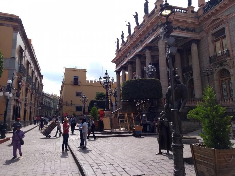 Cervantino es referente cultural de todo México