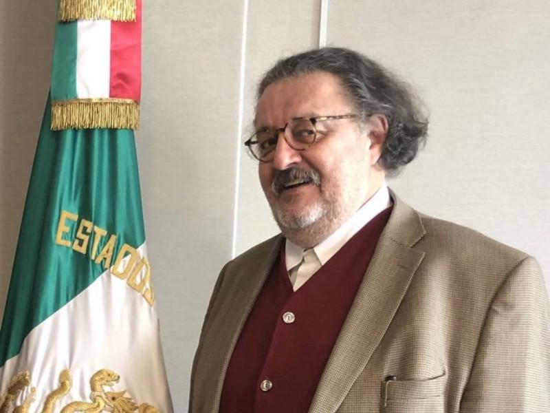 Cesan a Jorge F. Hernández como ministro cultural en España