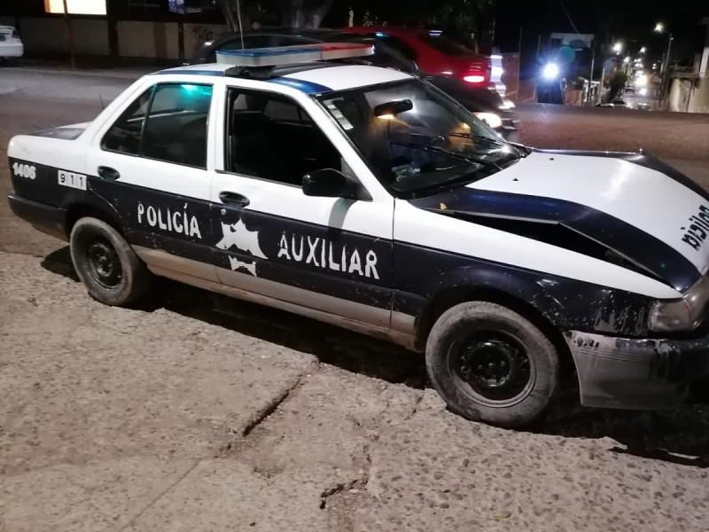 Cesan a policías que ocasionaron accidente en estado de ebriedad