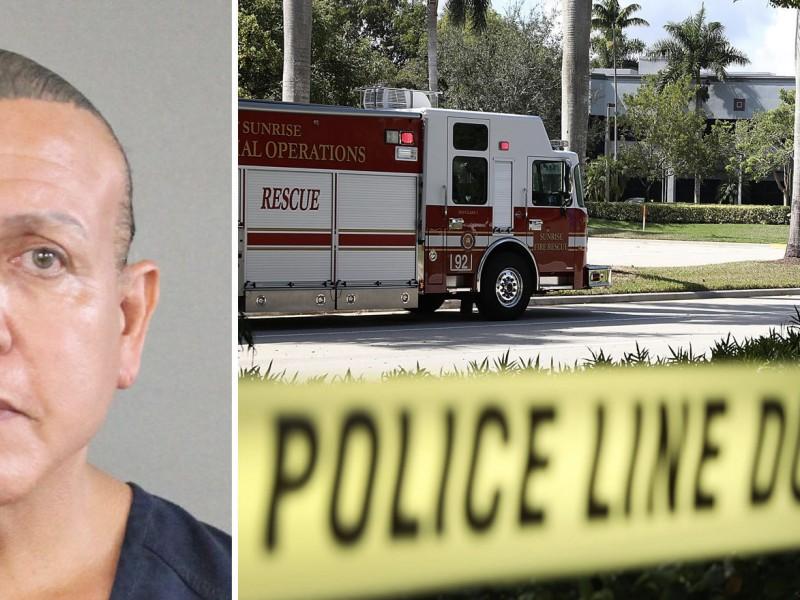Cesar Altieri Sayoc, sospechoso de enviar paquetes explosivos