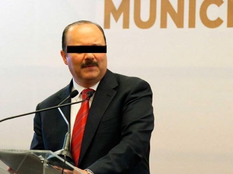 César Duarte tramita amparo para evitar la extradición