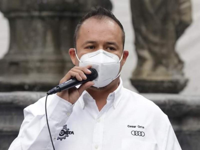 Cesar Orta, nuevo líder sindical en SITAUDI