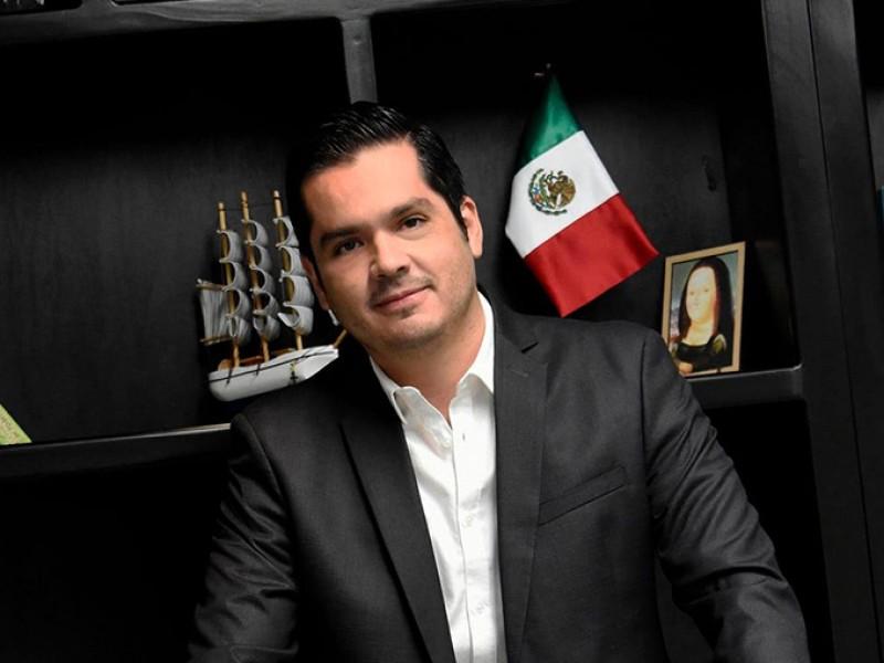 César Prieto, candidato de Morena por Salamanca;