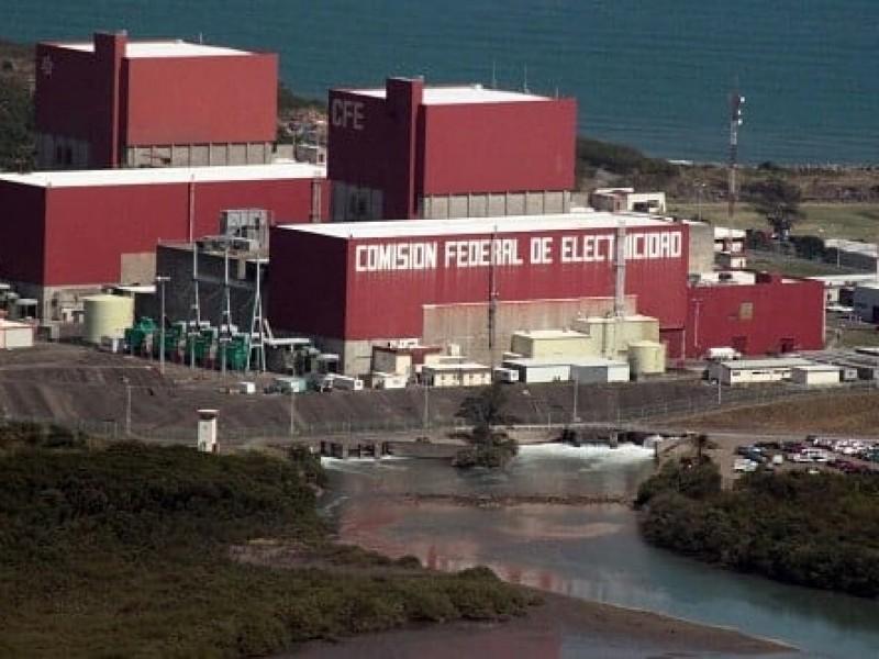 Niega CFE riesgo en Laguna Verde