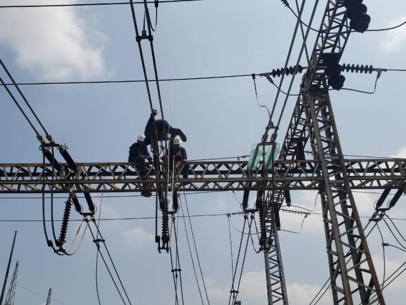 CFE debe garantizar el servicio a los usuarios durante contingencia:Canaco