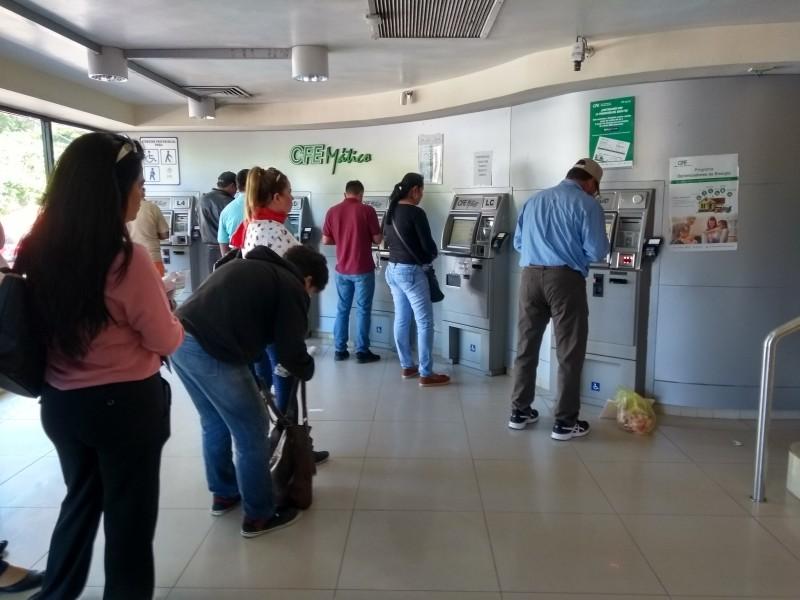 CFE inicia corte masivo a deudores en Ahome