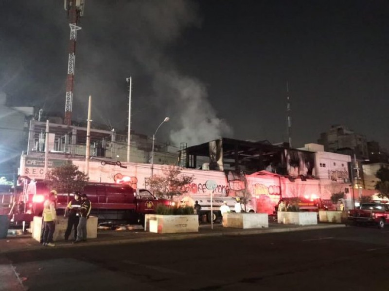 CFE investiga incendio en subestación eléctrica Coyoacán