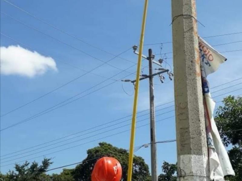 CFE realiza segundo corte de energía a pozos de SIAPA