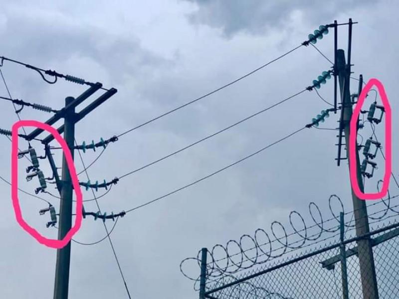 CFE reinicia los cortes de energía eléctrica