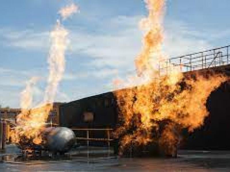 CFE se niega a indemnizar afectados por incendio en Hidalgo