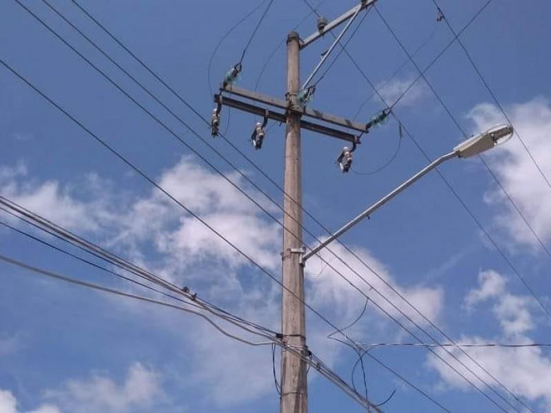 CFE suspenderá en servicio en 3 comunidades de Ahome