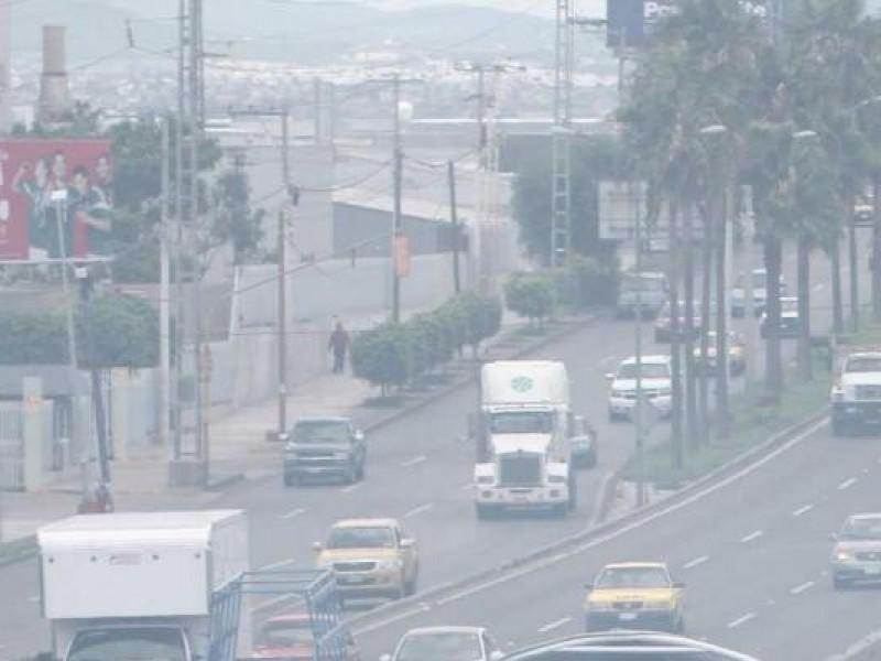 Chalco y Ecatepec con mala calidad del aire
