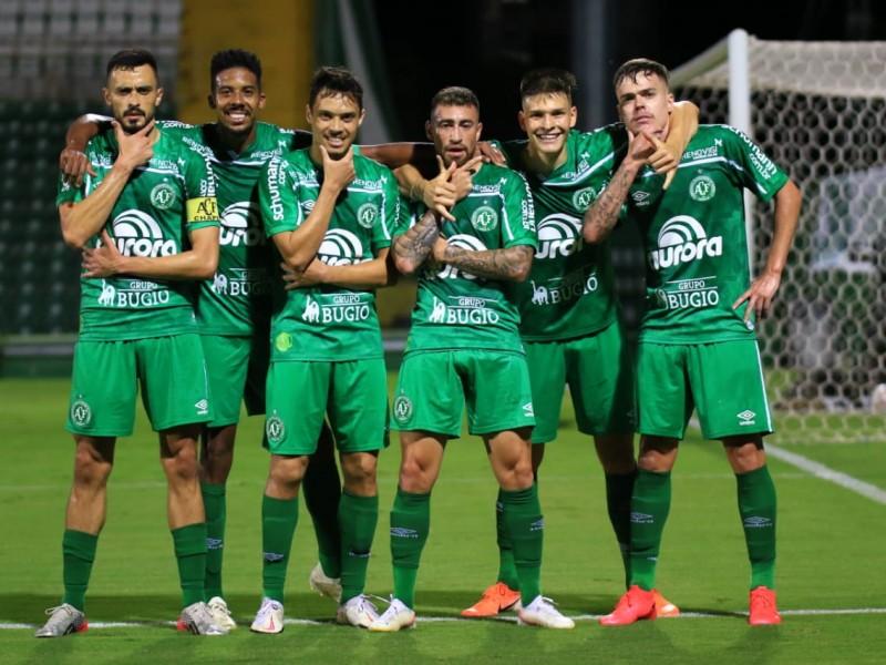 Chapecoense vuelve a primera división