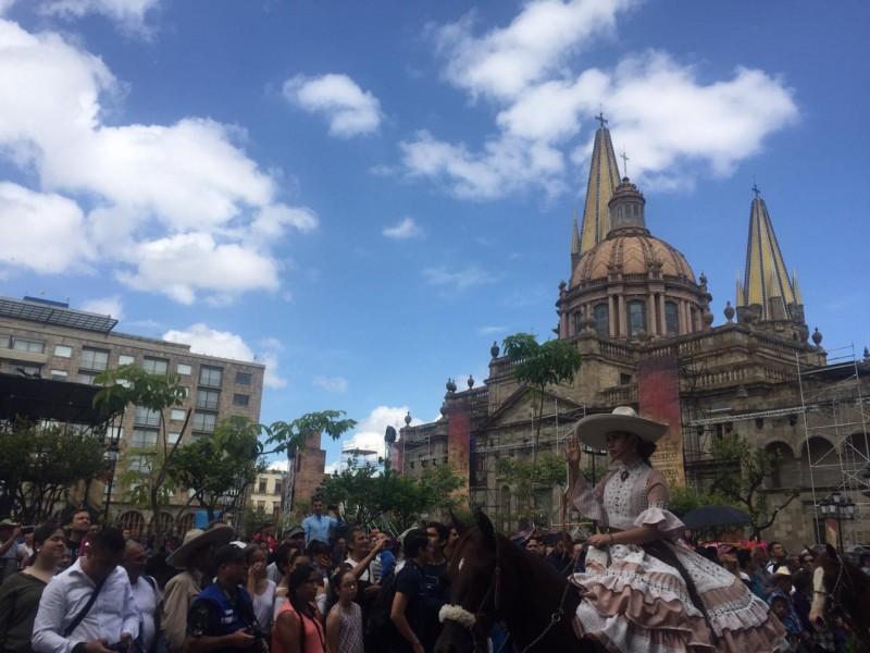 Charrería como patrimonio inmaterial de Jalisco