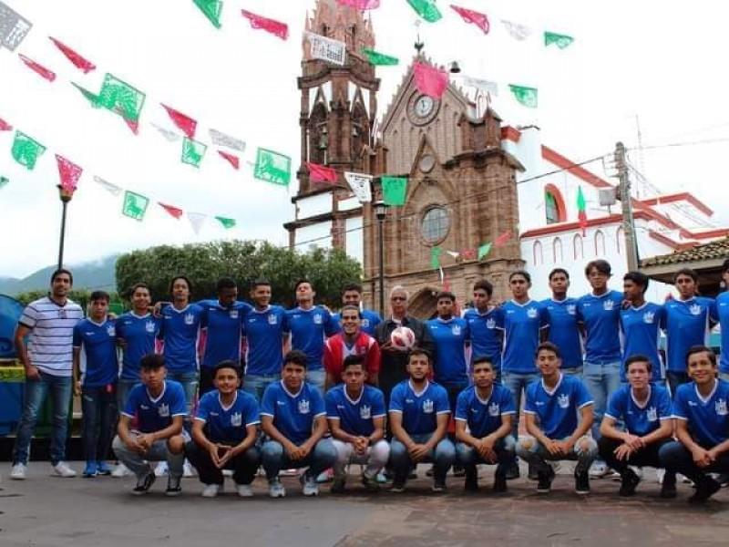 Chavinda tendrá su primer equipo de fútbol profesional